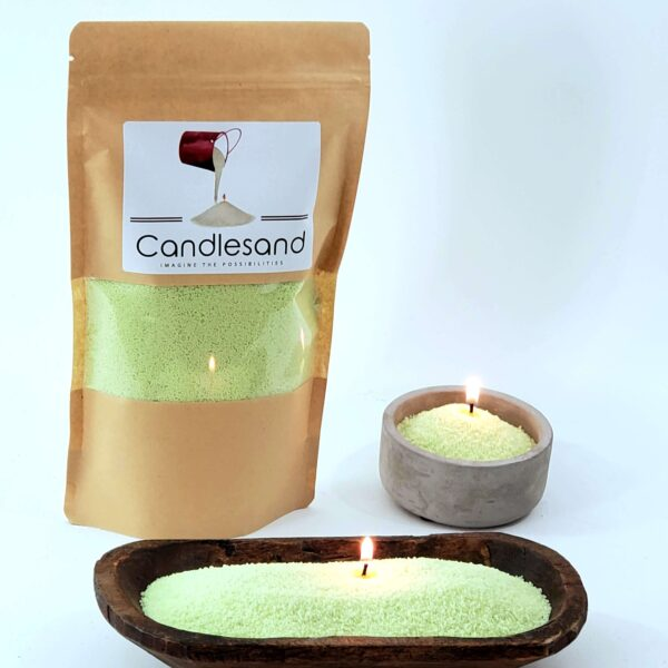 Sand Candle Wax