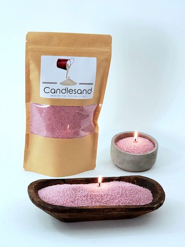 Candle Sand wax for candles