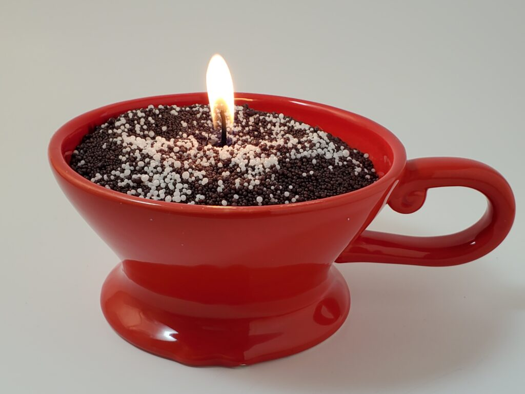 Candlesand wax for candles