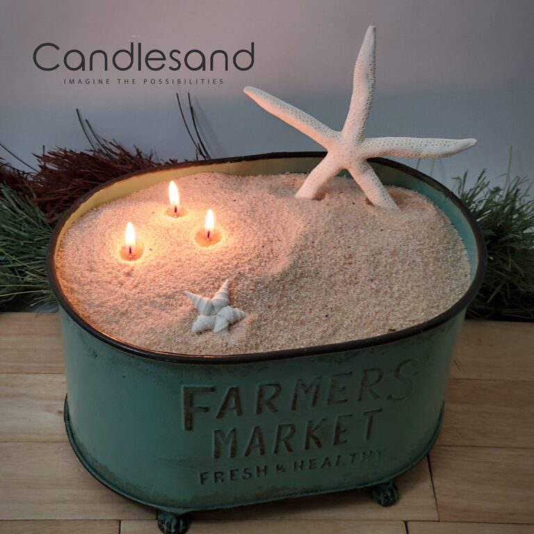 Candle Sand Beach Candle