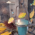 Fall is in the Air > DIY Fall Sand Candles