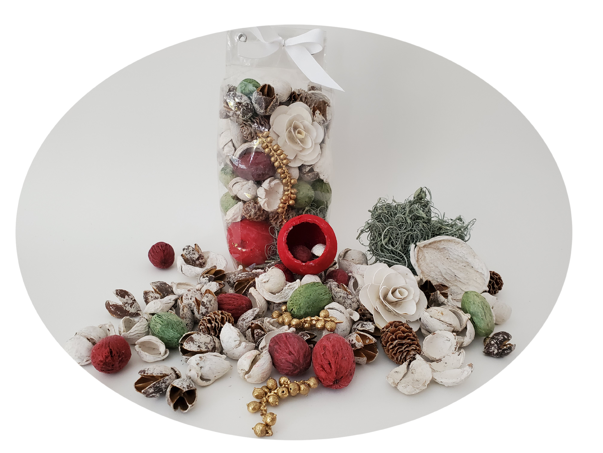 Potpourri by Bloementrends.com for Holiday Season Candles DIY - Candles Easy and Fun