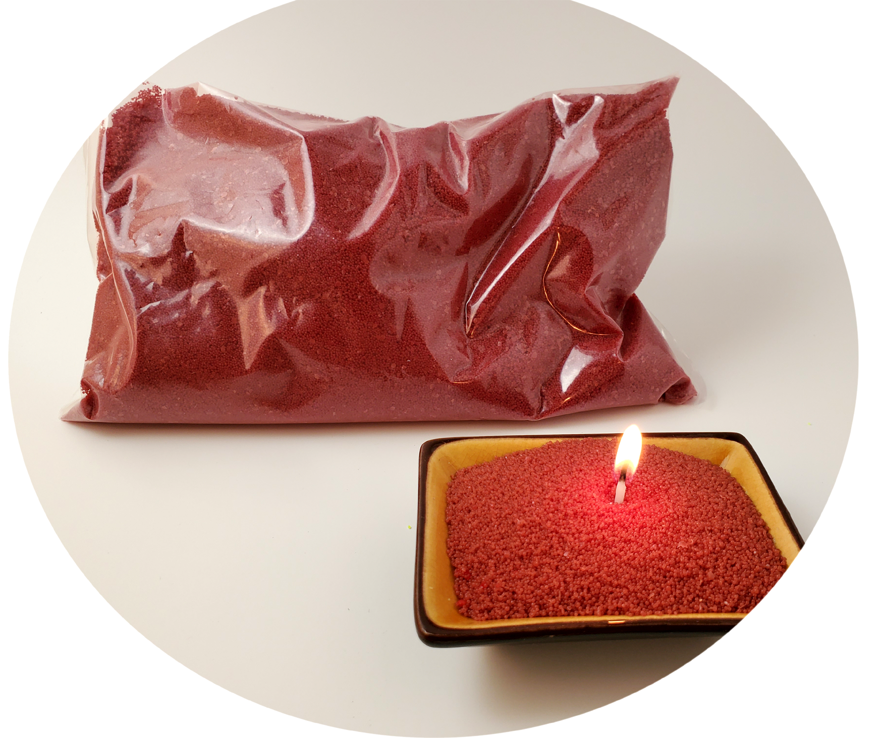 Holiday Season Candles DIY - Candles Easy and Fun