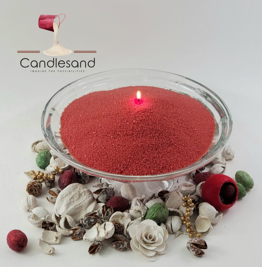 Holiday Season Candles DIY - Candles Easy and Fun