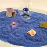 Sand Candle by Candle Sand Fish Candle