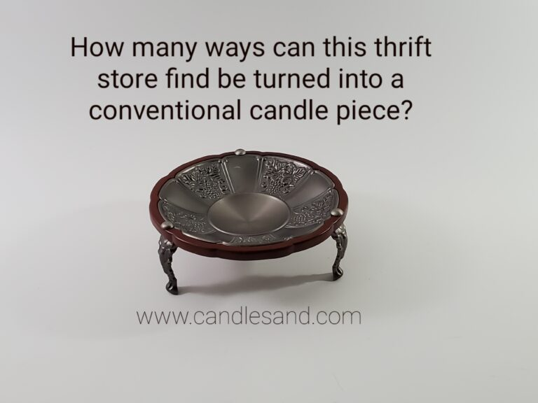 Unique Candle Making Ideas Thrift Way