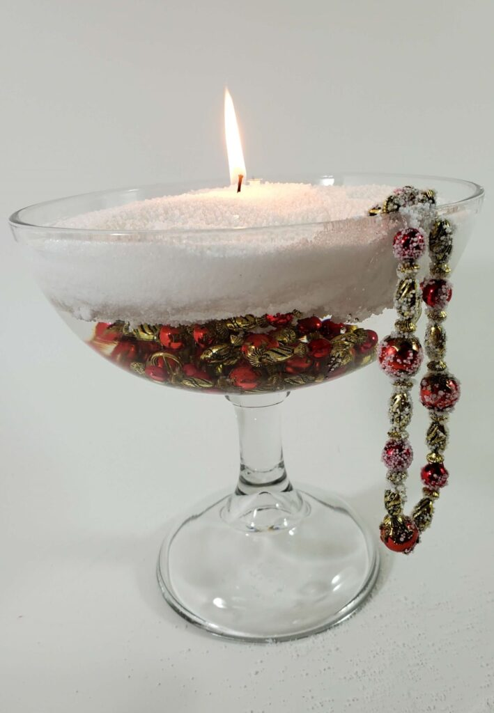 DIY How to make a floating candle