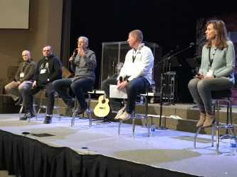 2018 Panel at INSPIRE Conference
