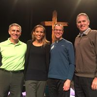 Lolo Jones & Friends at Inspire 2015