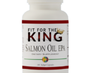 Salmon Oil Dietary Supplement