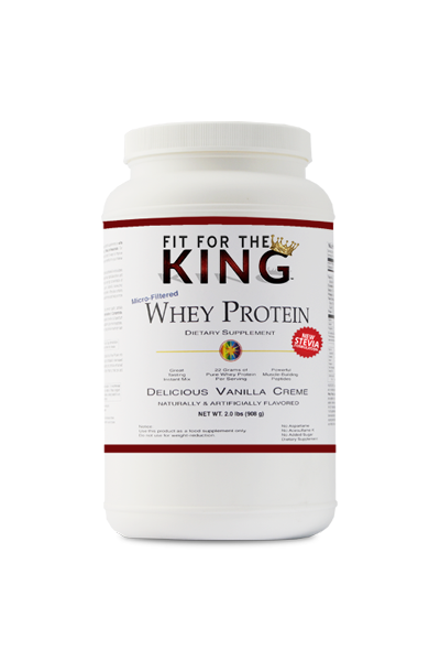 Fit for the King Whey Protein