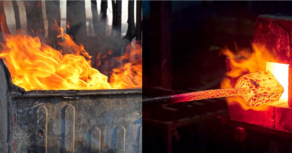 2020: Dumpster Fire or Refining Fire?