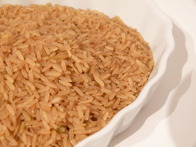 Dogs Eat Brown Rice