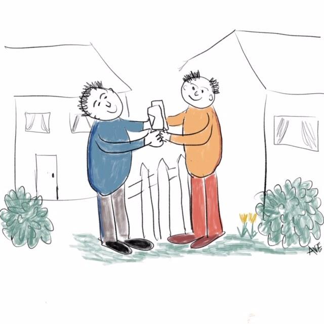 Build Social Trust—Be Neighborly