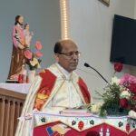 Fr. Jacob Edakalatoor who served our parish as a pastor since 2018 left on June 15, 2019.