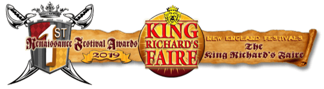 King Richards Faire First Place Award