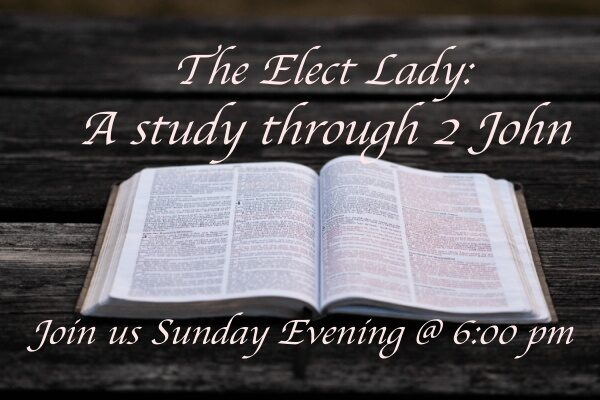 2 John - The Elect Lady