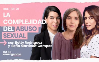 Betty Rodríguez y Sofía Martínez