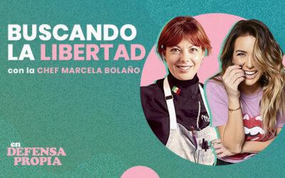Chef Marcela Bolaño