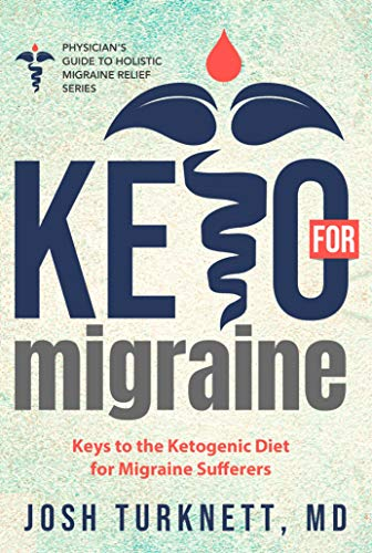 keto for migraine book cover