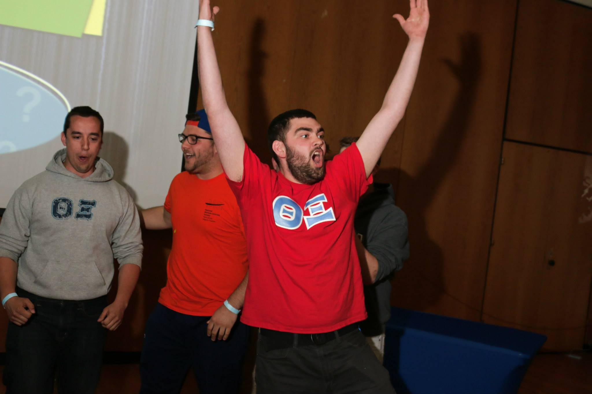 Game Night For Greek Week At Montclair State University
