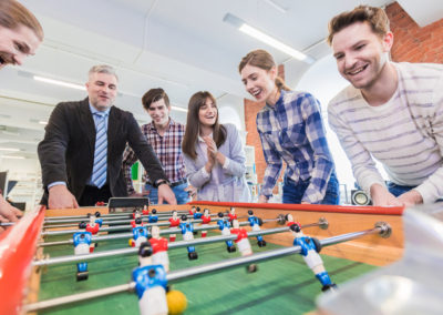 Employee Engagement Games