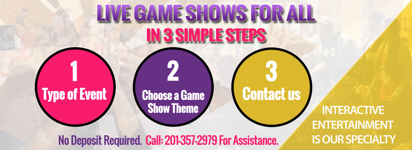 Live Game Shows for All