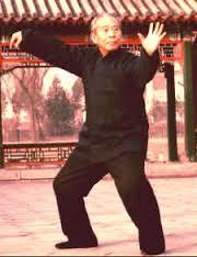 Master Wang Taiji Single Whip