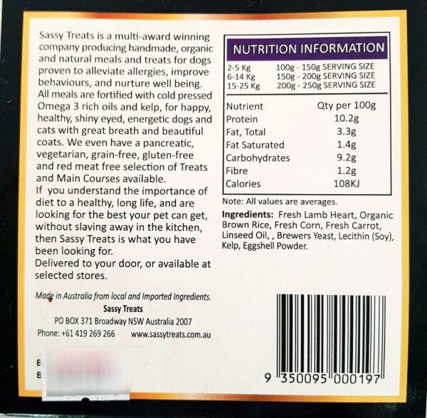 Vindaloo nutritional info