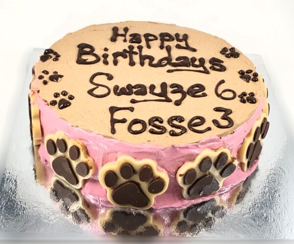 dog birthday cakes