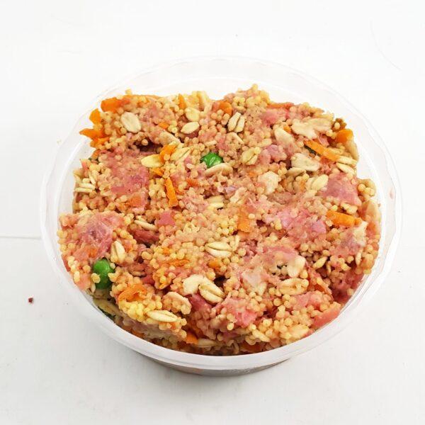 Moroccan Chicken Fresh dogfood