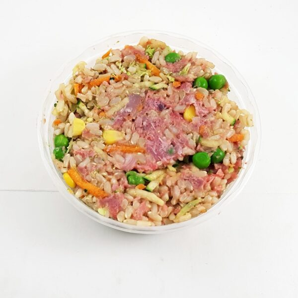 chicken and rice low calorie raw pancreatic dog food.