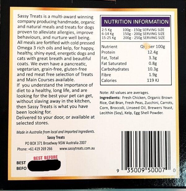 Bikini nutritional