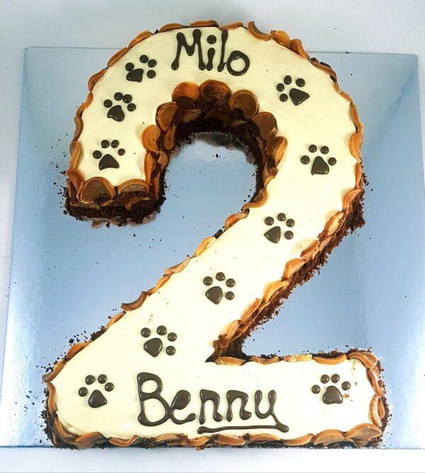 Dog Cake numerical 2