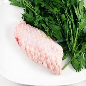 Turkey wing flap fresh
