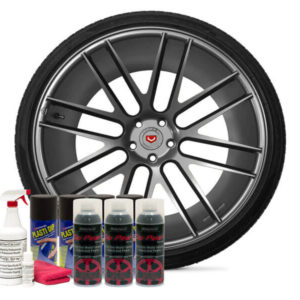 Friction Auto Concepts Hyper Silver Wheel Kit