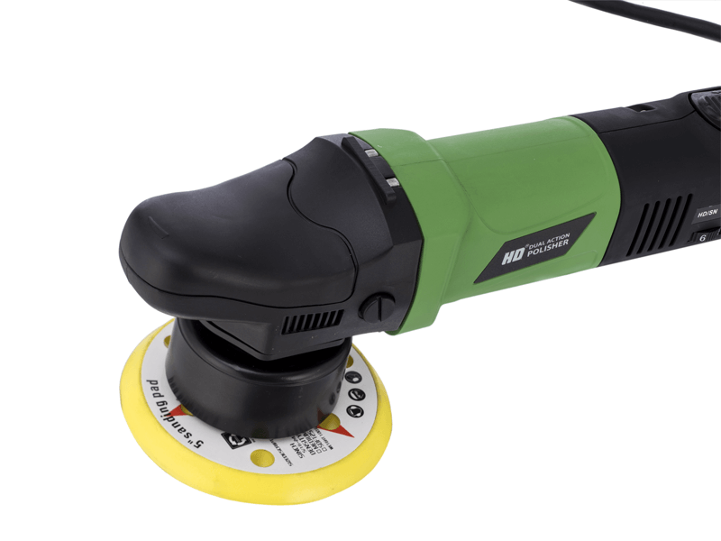 3D Dual Action Polisher