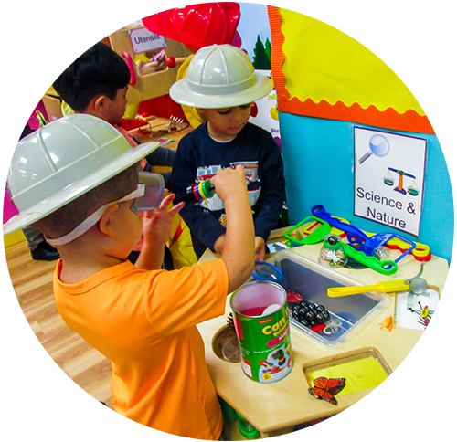 World of Wonders Daycare Science