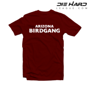 AZ Bird Gang - BIRD GANG White Tee