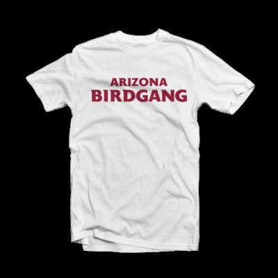 AZ Bird Gang - BIRD GANG White Tee