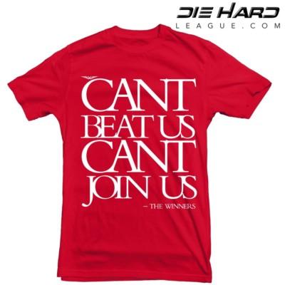 Arizona Cardinals Shirt – Cant Join Us Red Cardinal Tee