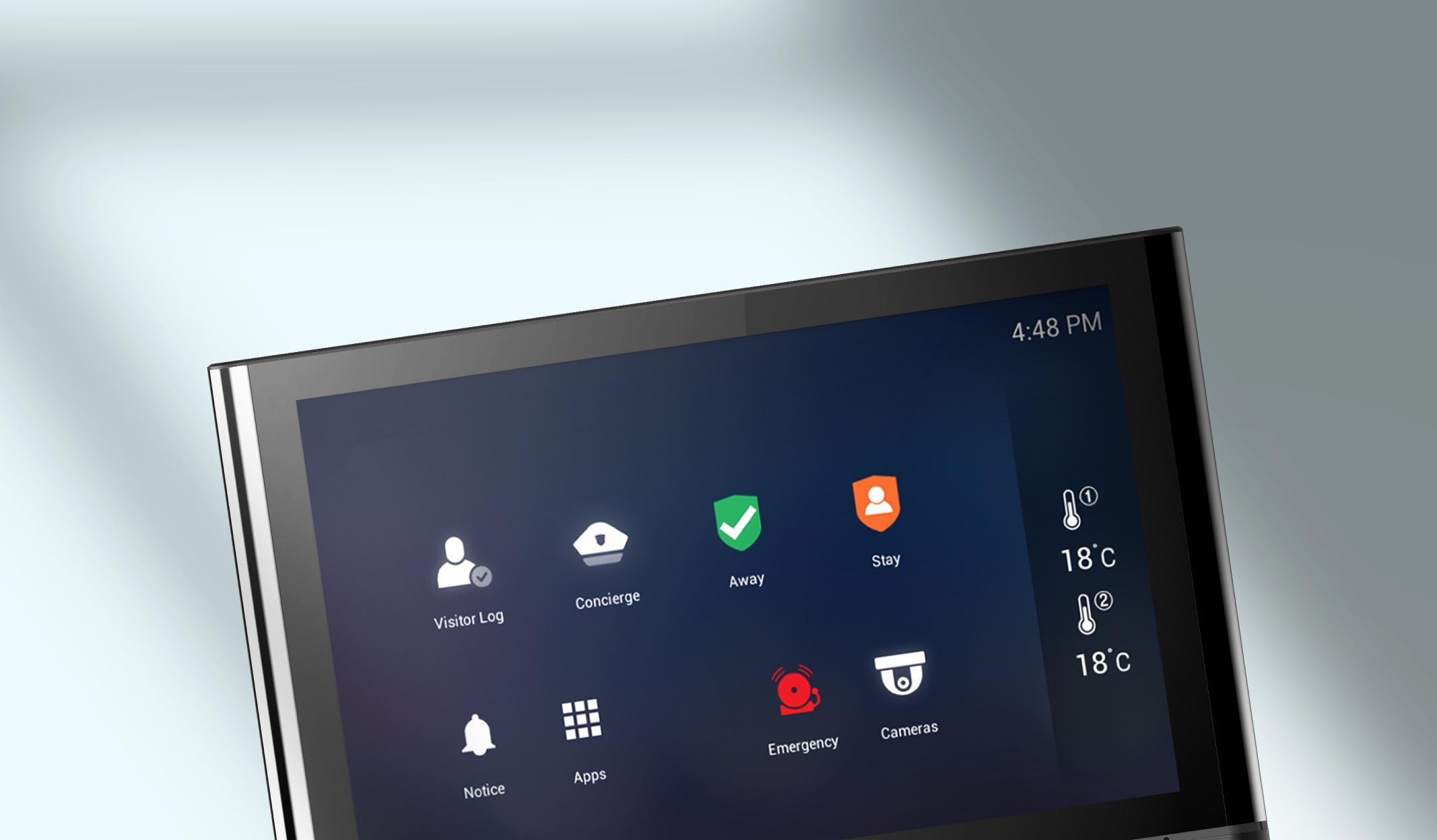 SmartONE wall pad