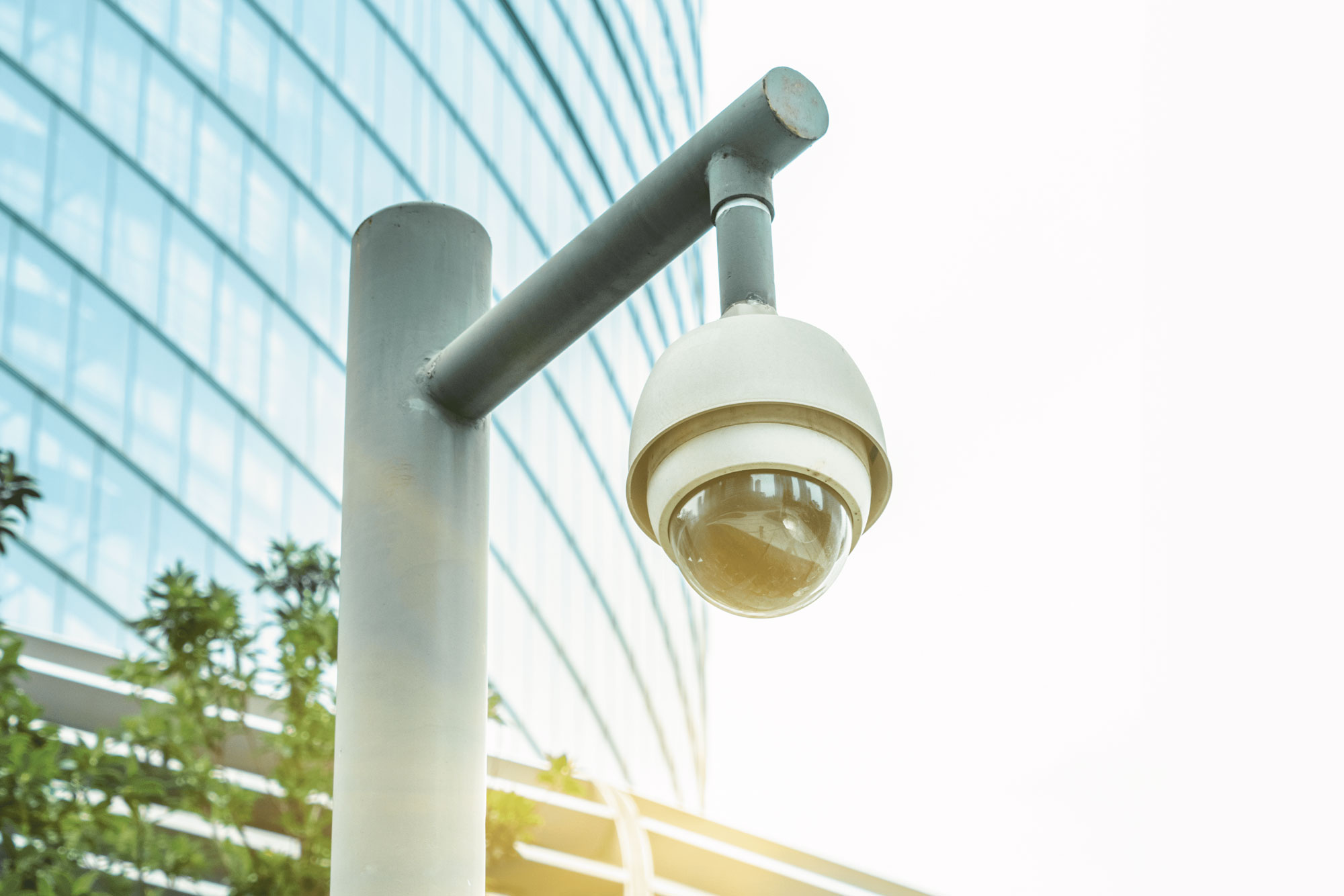 Creating a safe community with smart condo security