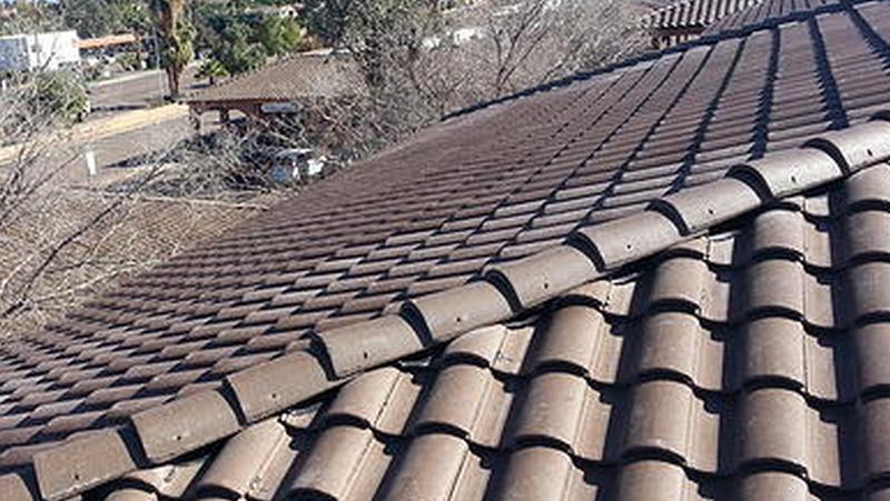 Milltown roof