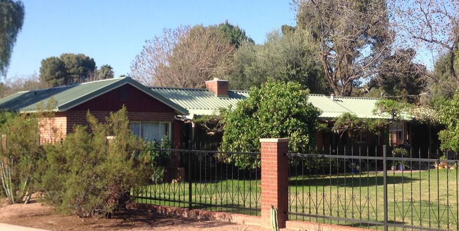 Arcadia Roof