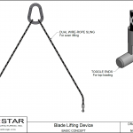 Blade Lifting Device Concept
