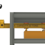 Monorail Trolley System – 4