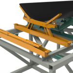 Roller Troughing Iso Assembly