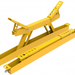 Roller Troughing Jack iso1