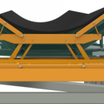 Roller Troughing Side Assembly
